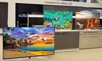 LG компанияси CES 2016 кўргазмасида 98 дюймли 8K-телевизорини намойиш этади
