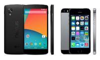LG Nexus 5X: бармоқни дарҳол сканерлайдиган қурилма