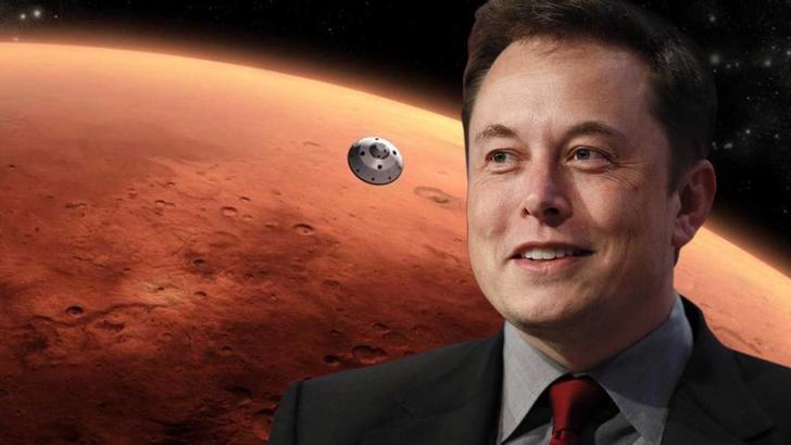 Tesla раҳбари Илон Маск Марсга доимий парвозларни йўлга қўймоқчи (Видео)