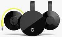 Google'дан ажойиб бешлик: Chromecast Ultra 4K HDR (Видео)