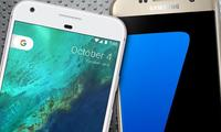"Google Pixel смартфонлари iPhone ва Galaxy ""кушандаси""…ми?"