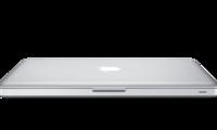 Apple тугмасиз MacBook'ни патентлади