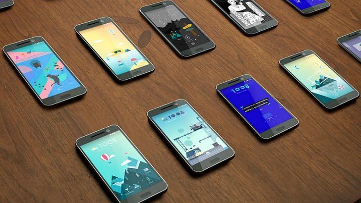 """HTC10: замонамизнинг яна бир """"кучли"""" смартфони намойиш қилинди"""