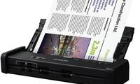 Epson портатив сканерлари USB орқали қувватланади