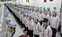 iPhone йиғиладиган махфий фабрика суратлари эълон қилинди