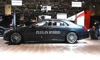 Qualcomm Mercedez-Benz S550e учун симсиз зарядлаш технологиясини яратди
