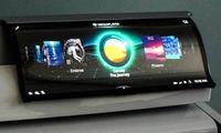 Visteon автомобиллар учун эгилувчан OLED дисплей яратди