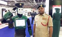 Дубайда илк робот-полициячи иш бошлайди