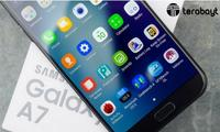 Samsung смартфонларининг кредит бўйича нархлари (2017 йил 20 май)
