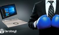 Panasonic ҳимояланган янги гибрид планшетини тақдим этди