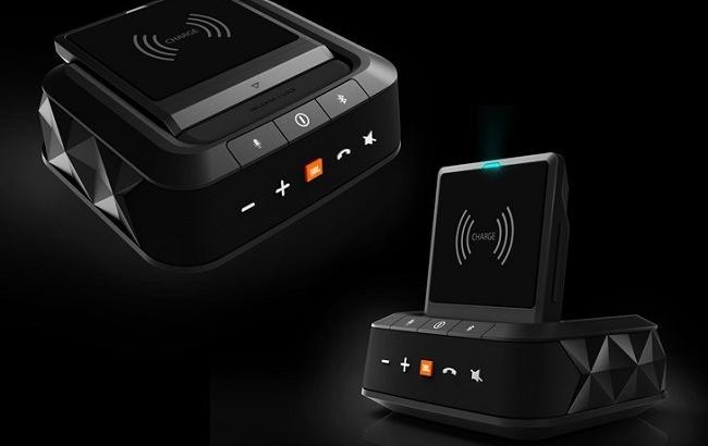 JBL Smartbase – симсиз зарядлаш функциясига эга автомобиль док-станцияси