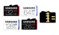 Samsung дунёда биринчи бўлиб UFS форматли хотира карталарини тақдим этади