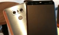 Камералар жанги:  Huawei P10 Plus девайси  LG G6'га қарши