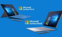Microsoft Surface Pro 4, Surface Book  va boshqa yangiliklar