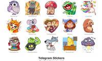 Telegram стикер дизайнерларига ярим йилда 450 минг доллар тўлади