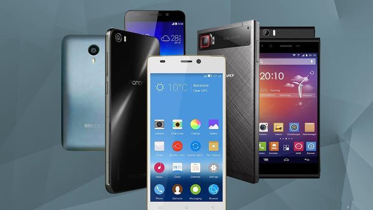 Хитойлик смартфон ишлаб чиқарувчилари Apple ва Samsung'ни ортда қолдирди
