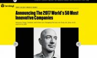 Йилнинг энг инновацион компаниялари
