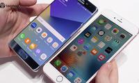 Android ва iOS'да овозли матн теришни таққослаймиз