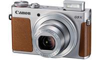 Canon PowerShot G9 X ихчам фотоаппаратини эълон қилди
