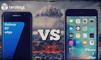 Инфографика: iPhone 7 Plus ҳамда Galaxy S7 Edge флагманларини ўзаро таққослаймиз!