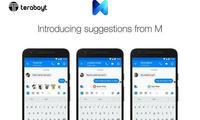 Facebook Messenger'да M Assistant ишга туширилмоқда