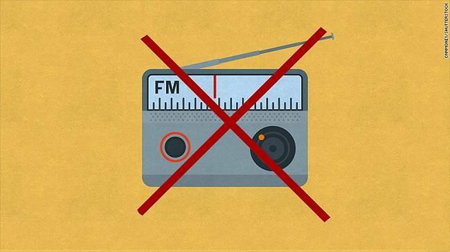 Норвегия FM-радиодан бутунлай воз кечмоқчи