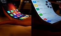 Xiaomi'га тегишли эластик дисплейнинг видеоси тарқалди