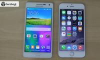 Смартфонларни солиштирамиз: Samsung Galaxy A5 ва Apple iPhone 6