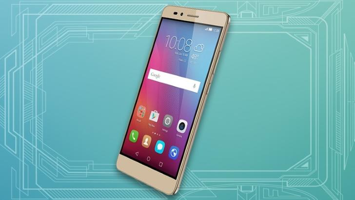 Huawei'нинг чўнтакбоп смартфони фойдаланувчилар диққатини тортмоқда