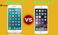 Смартфонларни солиштирамиз: Apple iPhone 6 ва iPhone 7