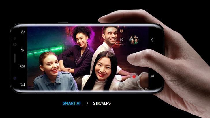 Samsung Galaxy S8'да олинган илк суратлар эълон қилинди