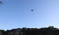 Airspace – дронларни ушлайдиган овчи дрон