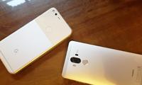 Камералар таққоси: Huawei Mate 9 ва Google Pixel XL