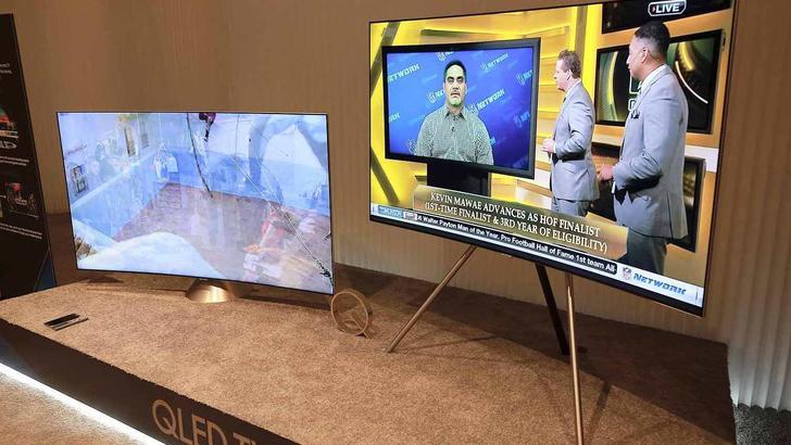 QLED-экранли Samsung телевизорларининг нархи маълум бўлди