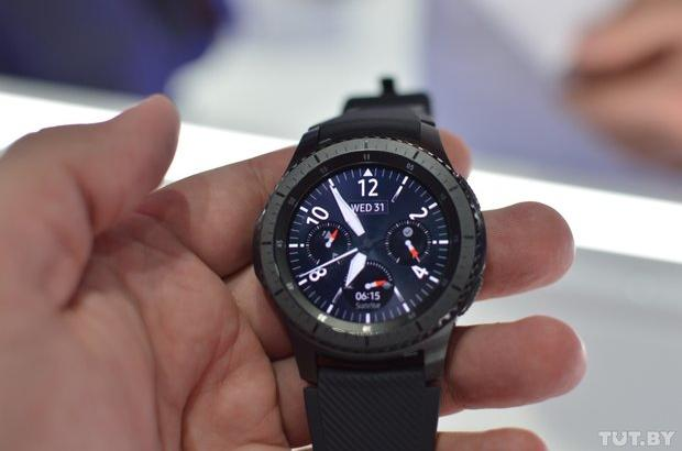 IFA – 2016: Samsung Gear S3 Classic ва Gear S3 Frontier