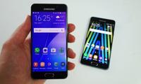 """Samsung Galaxy A3: """"Малика""""даги оммабоп-ҳамёнбоп гелекси"""