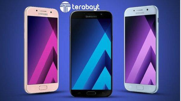 2017 йилги Galaxy A моделлари Galaxy S7 дизайни ва хусусиятларига эга
