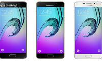 Samsung смартфонларининг «Малика» савдо марказидаги нархлари (2017 йил 16 март)