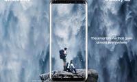 «Ниҳоясиз дисплейли» Galaxy S8 ва Galaxy S8+ тақдим қилинди