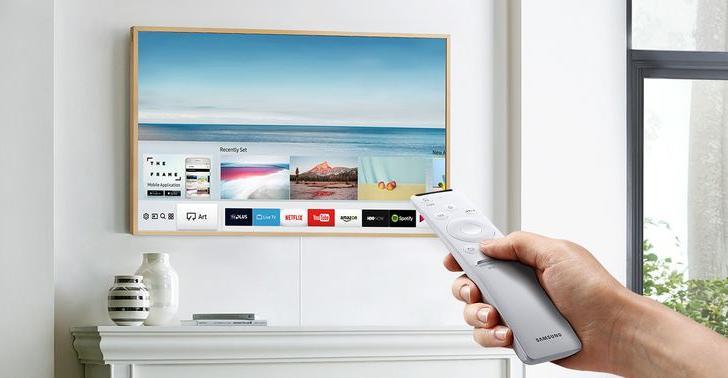 Samsung'нинг 4К сиғимли ром-телевизори сотувга чиқди
