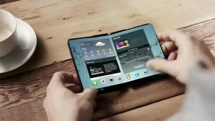 """""""Galaxy X"""" — Samsung'нинг буклама смартфони"""