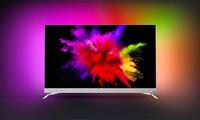 Philips ўзининг илк OLED экранли телевизорини намойиш қилди (Видео)