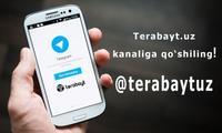 Telegram каналимизга қўшилинг!