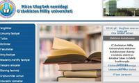 Миллий университет сайти жаҳонда 6,565 ўринни эгаллади