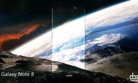 Samsung Galaxy Note 8: фазовий дизайн, юпқа ром ва 4 та камера