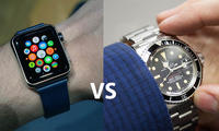 "Apple Watch Rolex`ни ""тахт""дан туширди"
