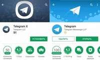 Хушхабар: Android учун ҳам Telegram X тақдим этилди!