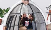 KFC интернетни блоклайдиган палатка сота бошлади