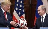 Путин Трампга совға қилган ЖЧ–2018 тўпининг ичидан қандай чип топишди?