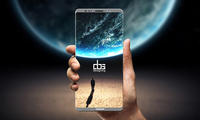 Galaxy Note 8'нинг реклама суратини Samsung